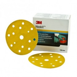 3M™ Hookit™ 255P+ Λειαντικός Δίσκος 15 Tρύπες