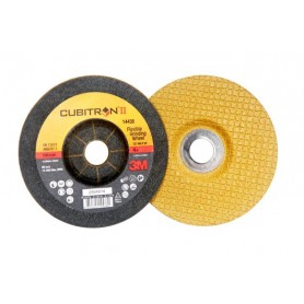 3M™ Cubitron™ II Flexible Grinding Wheel