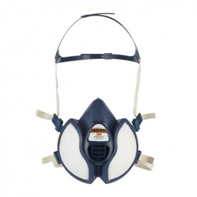 3M™ 4251+ FFA1P2 RD Disposable half-mask respirator