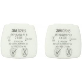 3M™ Secure Click™ D7915 P1 Particulate Pre-Filters