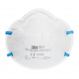 3M™ 8810 Μάσκα Σωματιδίων FFP2