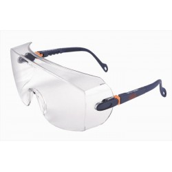 3M™ 2800 Series Safety Overspectacles, Anti-Scratch, Clear Lens