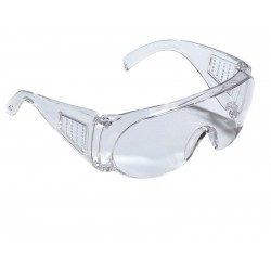 3M™ Visitor Safety Overspectacles, Clear Lens