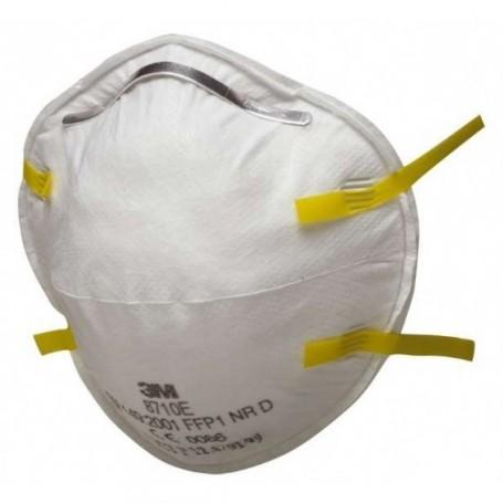 3M™ 8710 Particulate Respirator FFP1