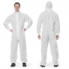 3M™ 4545+ Type 5/6 Protective Coverall