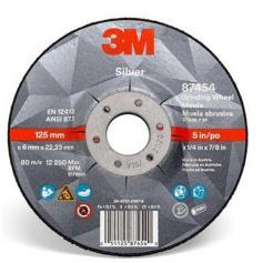 3M™ Silver Depressed Center Grinding Wheel