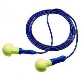 3M™ E-A-R™ Push-Ins™ Earplugs Corded, 38dB