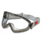 3M™ 2890 Safety Goggles, Indirect Vented, Anti-Scratch / Anti-Fog, Clear Lens