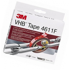 3M™ 4611 VHB Double-Sided Tape 19mm X 3m