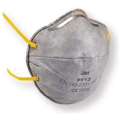 3M™ 9913 Speciality Disposable Respirator, FFP1,Unvalved