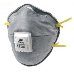 3M™ 9914 Speciality Disposable Respirator, FFP1, Valved