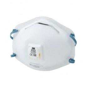 3M™ 8322 Particulate Respirator FFP2 / 10pcs