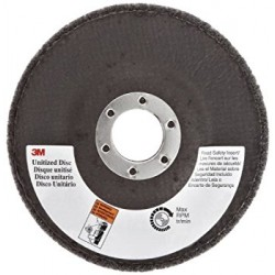 3M Scotch-Brite XL-UD Silicon Carbide Deburring Disc