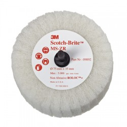 3M™ Scotch Brite™ MS-ZR Flap Brush
