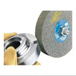 Scotch-Brite™ EXL Deburring Wheel  6''