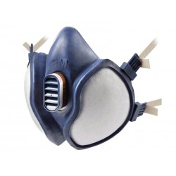 3M™ disposable half-mask respirator 4255