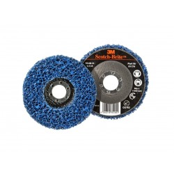 Scotch-Brite™ Clean and Strip CG-RD Discs Fibre ΜΠΛΕ