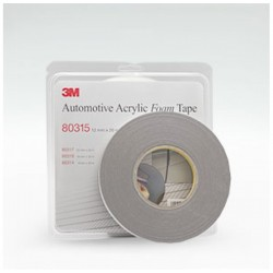 3M™ 80315  Automotive Acrylic Foam Tape