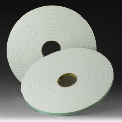 3M™ 8610W Double Sided Foam Tape