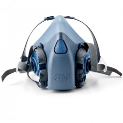 3M™ 7502 Disposable half-mask respirator