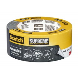 3M™ Scotch® SUPREME Removable Duct Tape