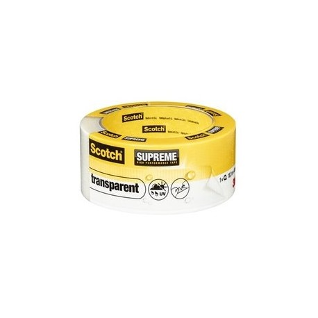 3M Scotch® SUPREME™ Transparent Duct Tape