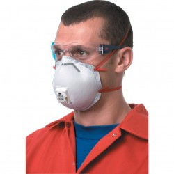 3M™ 8833 Disposable Respirator, FFP3, Valved
