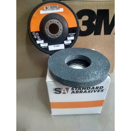 Standard Abrasives™ Type 27 Unitized Wheel 811532