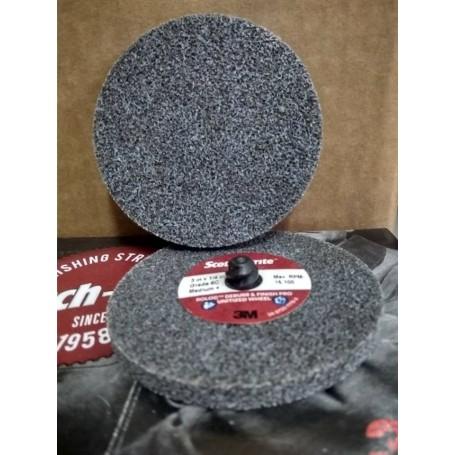 Scotch Brite™ Roloc™ Deburr & Finish PRO Unitized Wheel 13  Products