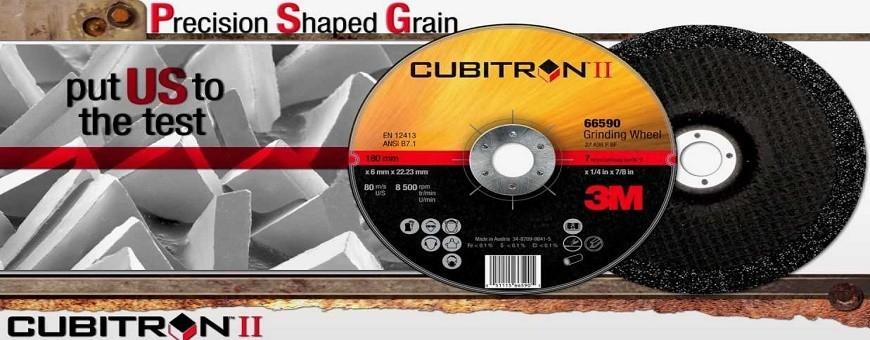 Cubitron II Discs