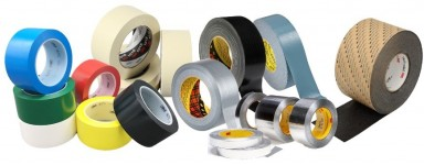 One-Sided Tapes