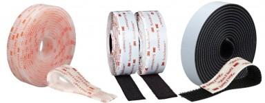 Tαινίες Velcro Αυτοκόλλητες