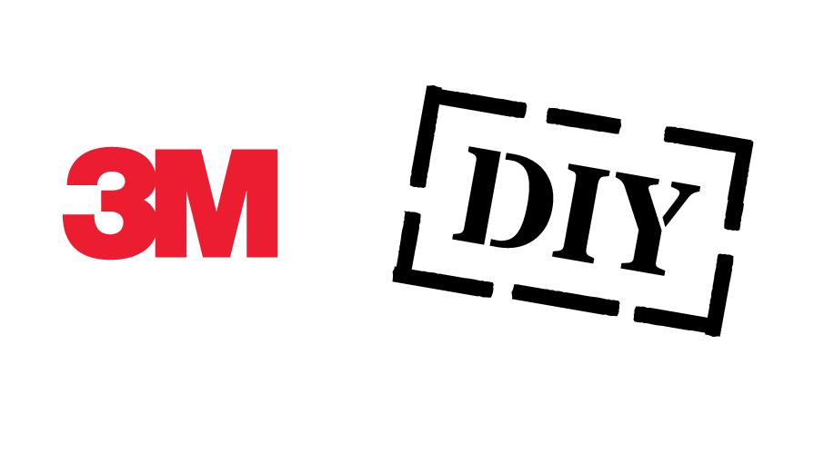3M DIY (DO IT YOYRSELF)